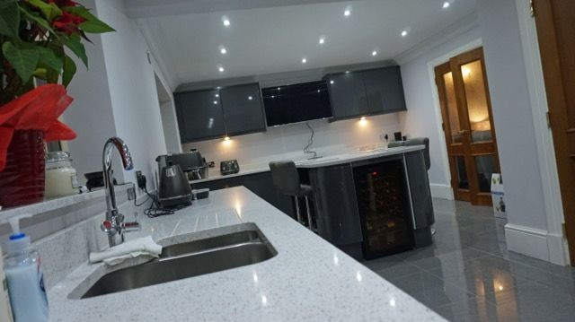 Kitchen Installation - Chesterfield