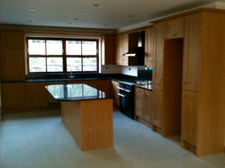 Fitted Kitchen installaton-Sheffield
