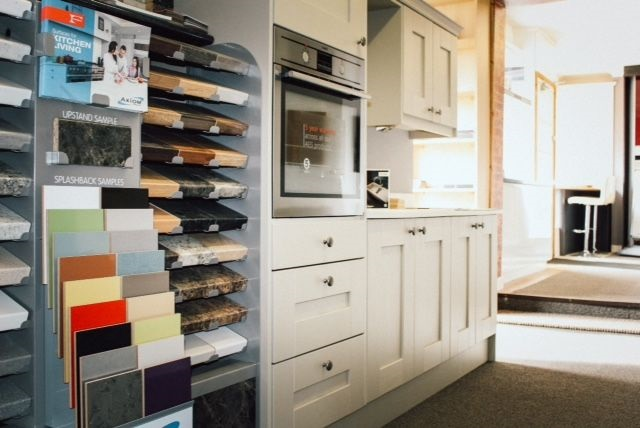 Fitted Kitchen showroom-Chesterfield
