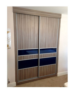 Fitted Sliding Wardrobe - Brampton