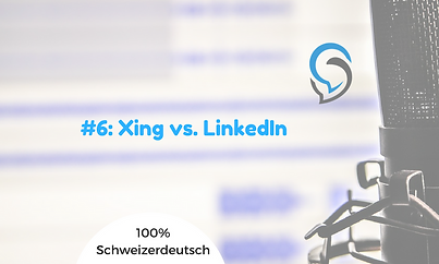 Social Media Coach Podcast - Xing und LinkedIn
