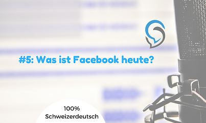 Social Media Coach Podcast - Was ist Facbook heute