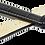 Thumbnail: Day-Date 42mm Silver Black strap
