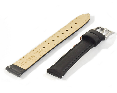 Dauphine Diamond 34mm Black strap
