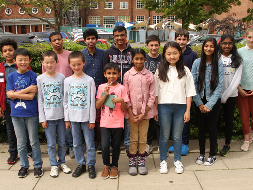 Junior Chess Organiser- can anyone do it?
