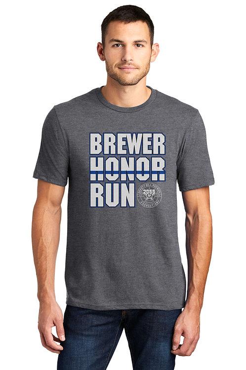 Brewer HonorRun 2021 Tee