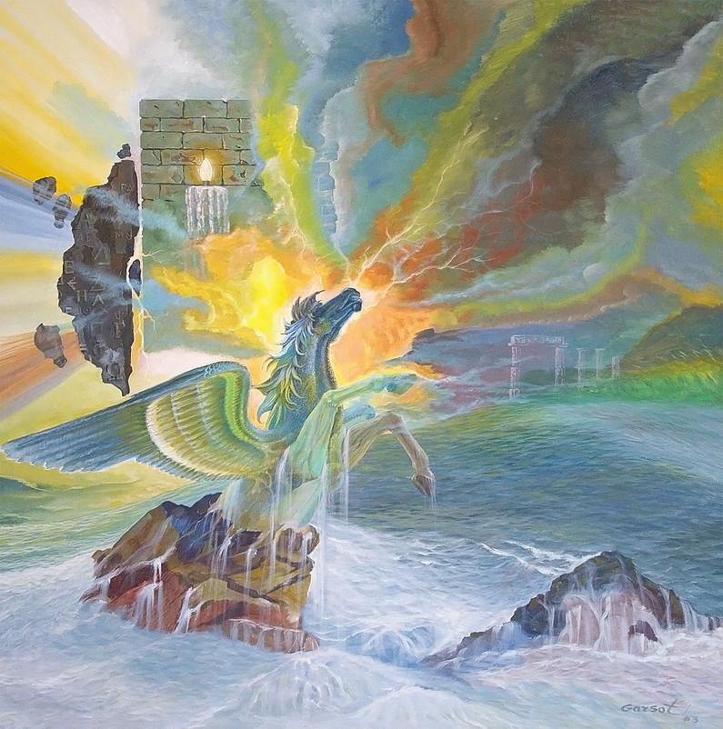 Birth Of Pegasus