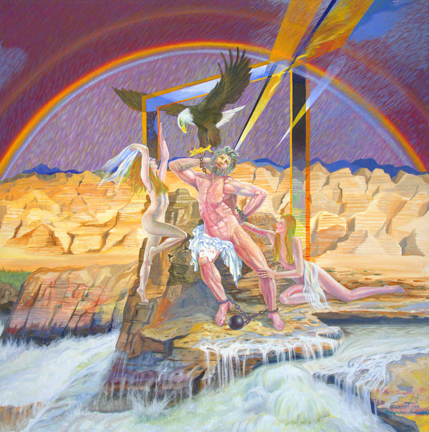 Prometheus 2007 - 48 x 48 acrylic on canvas.jpg