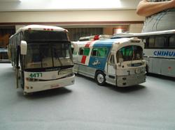 Jose C. Diaz: Scratch-built vehicles