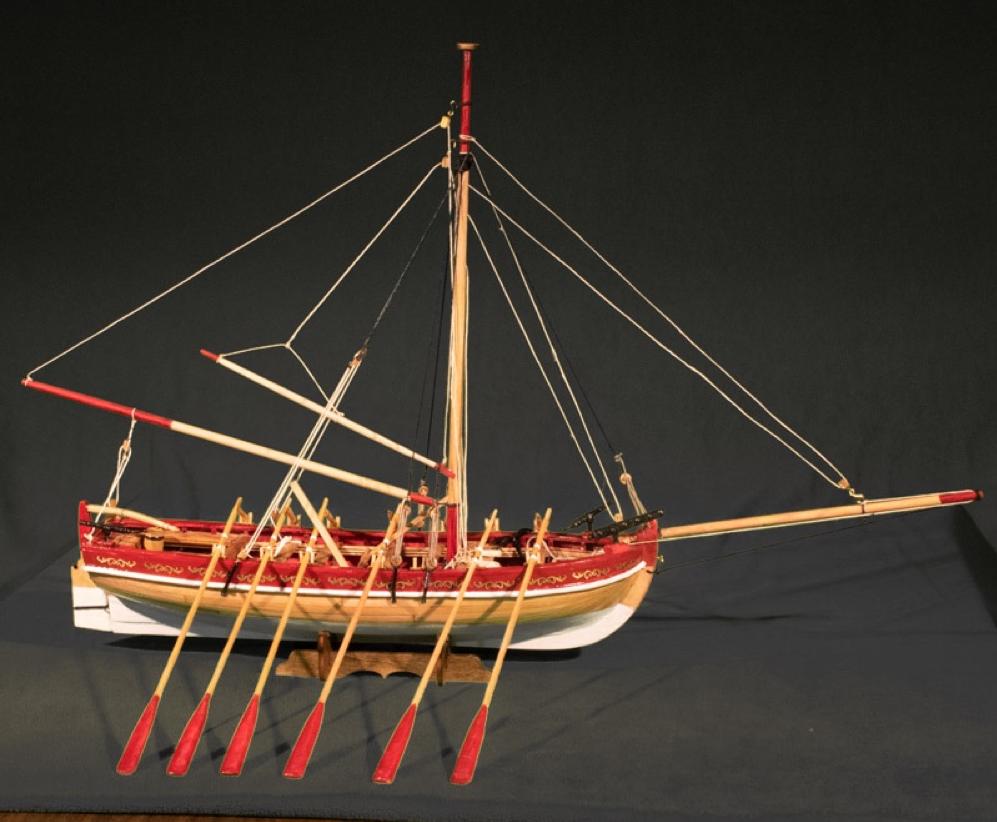 Steve Herren's Whale Boat GunBoat