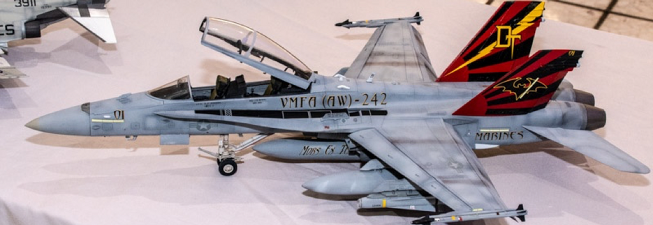 Rick Wongsing's F-18, No. 2