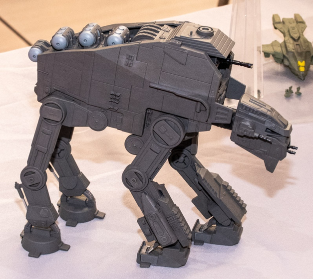 Kai Garcia's All Terrain Armored Transpo