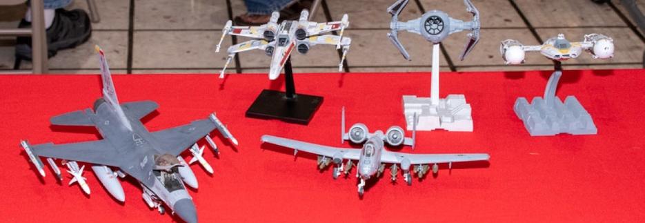 Sal Samaniego's Aircraft display