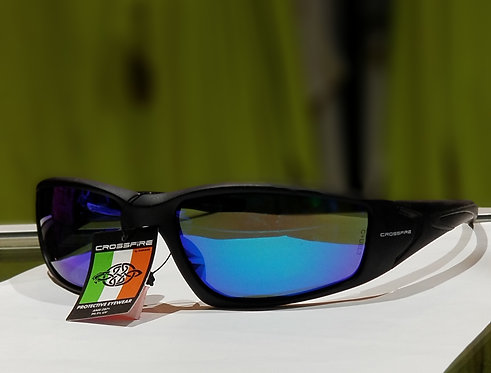 Crossfire Eyewear Polarized Safety Glasses