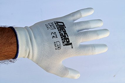 Golden Touch Glove by Diesel Protection