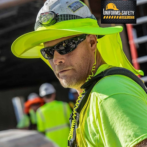 Chill-its Hard Hat Brim with Shade by Ergodyne