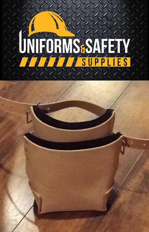American Leather Craft - Knee Pads (All Leather)