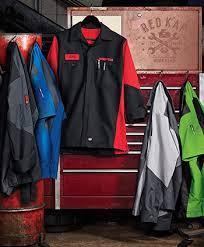 REDKAP ® Two Tone Color Performance Technctian Shirts