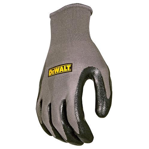 DeWalt #DPG68 UltraDex® Dotted Nitrile Dip Glove.