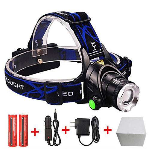 CREE-XML T6 2000LM LED Headlamp