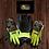 Thumbnail: GREEN Diesel PRO-TEKK Latex Grip General Purpose Work Gloves