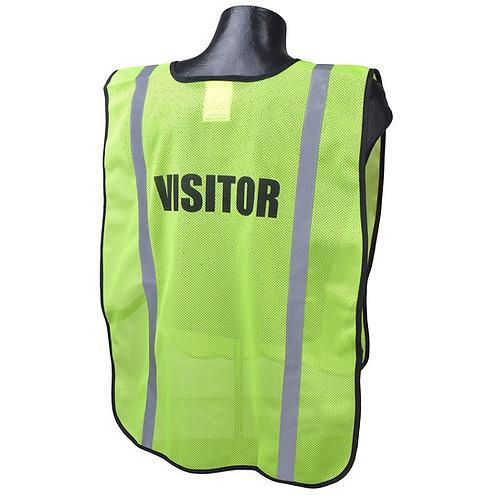 Printed Safety Vest (Visitor)
