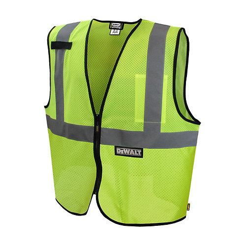 DeWalt #DSV220 Class 2 Economy Mesh Vest.