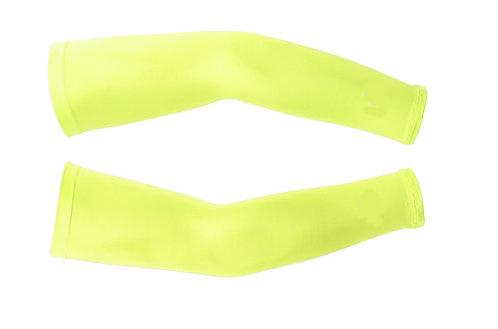 TrueCrest Cooling Arm Sleeve (Neon Green)