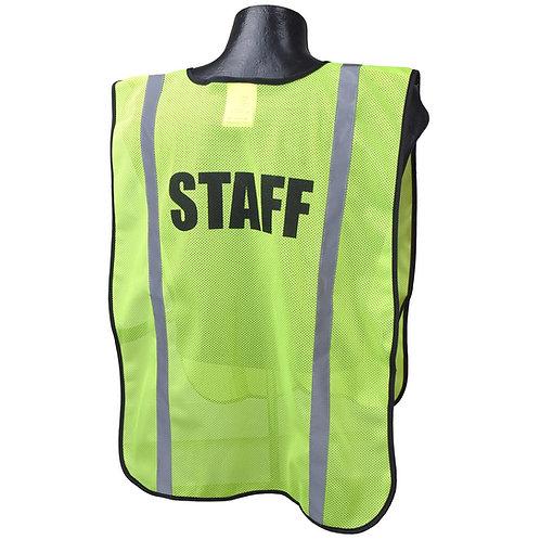 Printed Safety Vest (Staff)