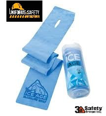 3A Safety Group Inc Ice Age Cooling Towel IA 6201