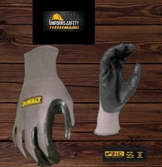 DPG68 - Ultradex Dotted Nitrile-dipped Gloves