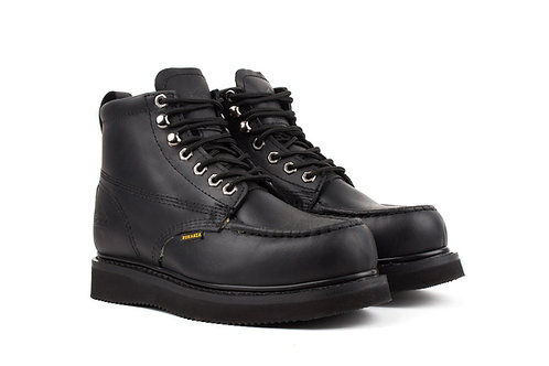 Bonanza #BAT-630BK Work Boots