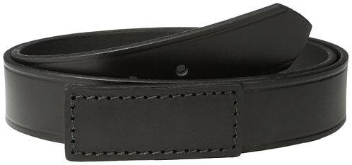 Red Kap Mens No-Scratch Leather Belt Black
