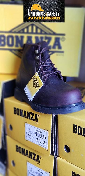 BA-615 | Bonanza Slip Resistant Work Boots
