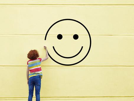 Over gelukkig zijn...