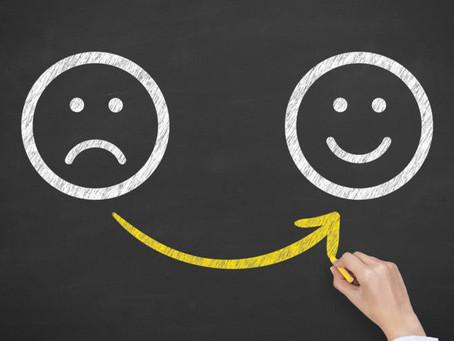 Over gelukkig zijn... (2)