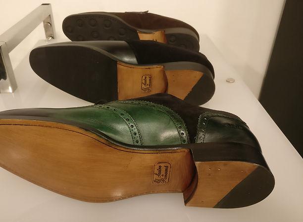 zapatos a la medida, cuero, rubber, leather, shoes, caucho, comodo, suela