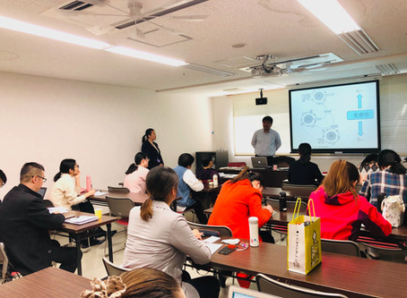 中国介護・医療幹部集中トレーニングプログラム