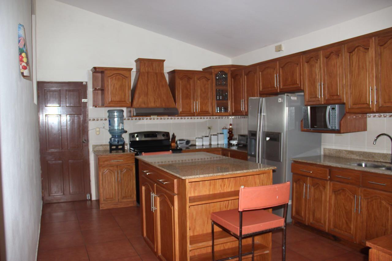 Casa Los Manantiales Cocina