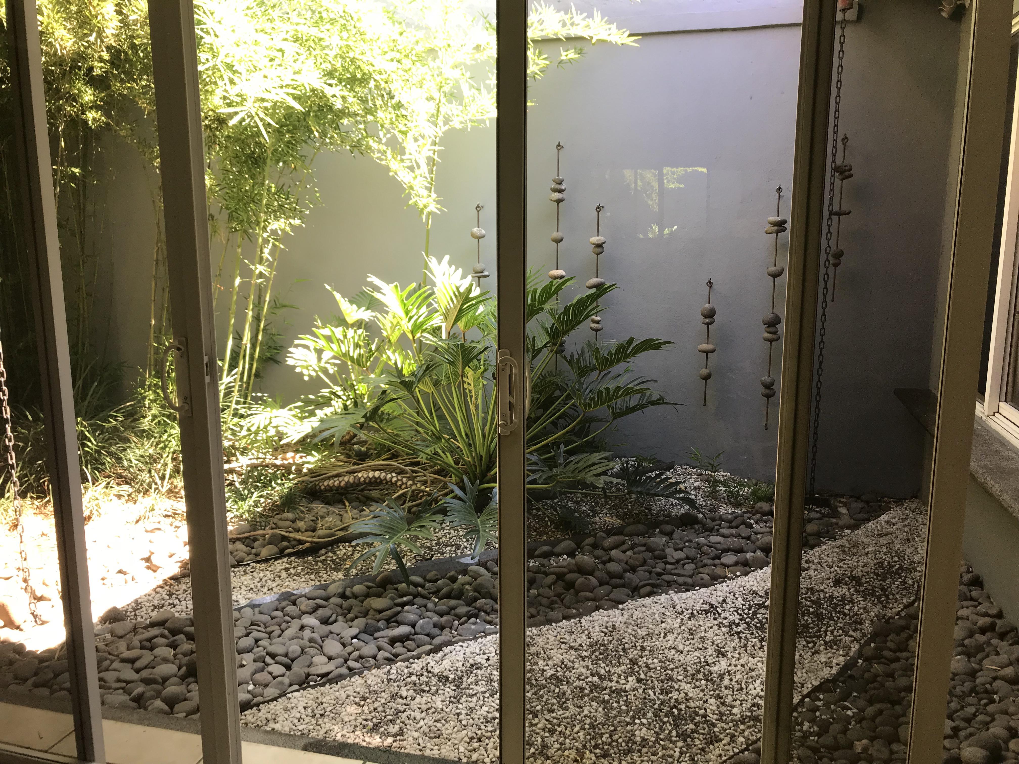 Casa en Venta San Benito jardin interior