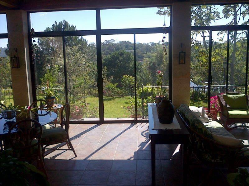 Casa Venta Quintas Piletas  terraza