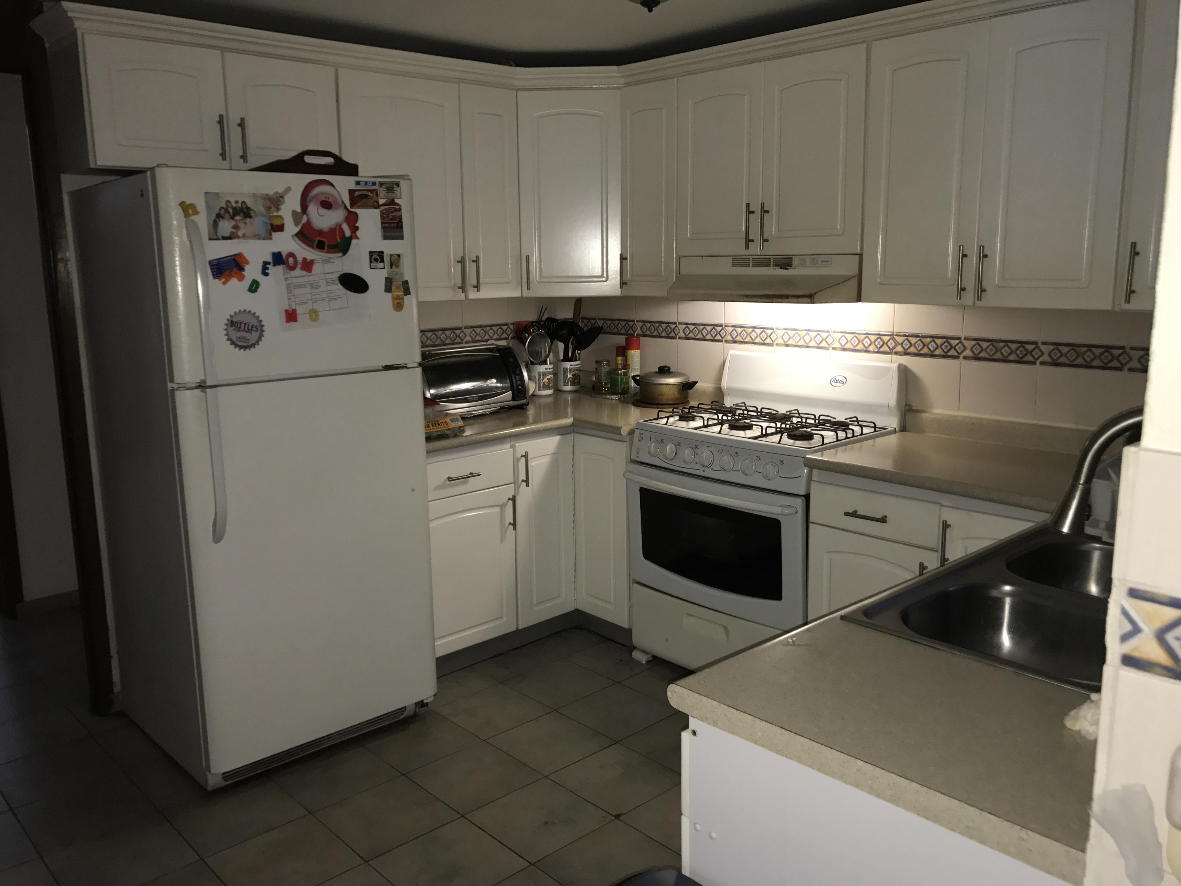 Casa de Venta parte media escalon cocina 1
