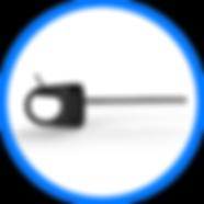 Clavette connectée muscu peekmotion