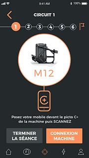 01 - connexion machine muscu - swipe 2.p