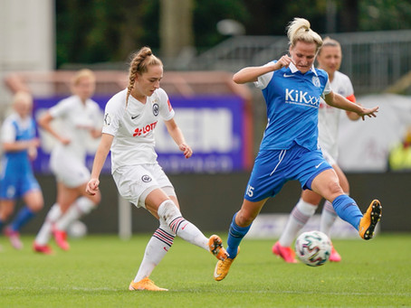 Frankfurt vs. Meppen live auf Eurosport