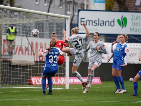SVM-Frauen müssen weiter auf ersten Bundesliga-Sieg warten