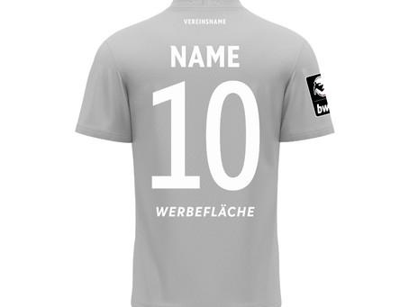DFB erlaubt Trikot-Rückenwerbung in der 3. Liga