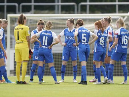 SVM-Frauen zeigen beherzte Leistung in Wolfsburg