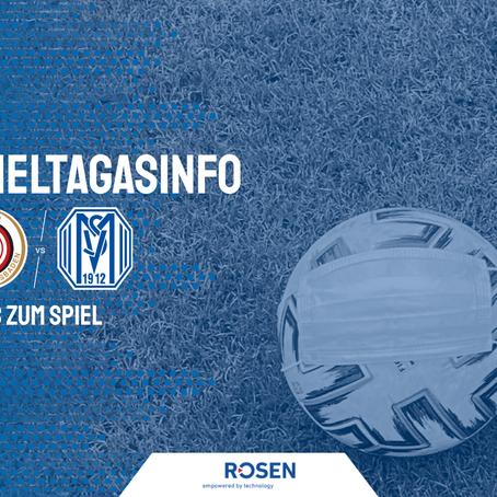 Ticket und Spieltagsinfos: auswärts in Wiesbaden