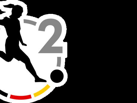 Spielplan 2. Frauen-Bundesliga veröffentlicht